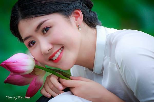 Cận cảnh nhan sắc nữ tiếp viên hàng không gây chú ý, lọt Chung kết Hoa hậu Việt Nam 2018 - Ảnh 6.