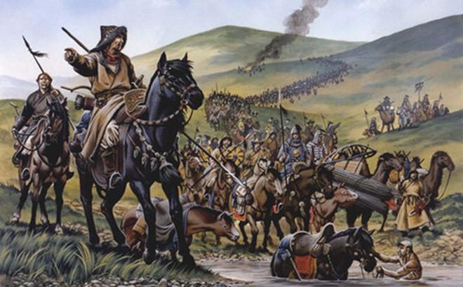 Dù tàn bạo, đội quân Mông Cổ cũng không làm việc này ngay cả khi thống nhất Trung Nguyên - Ảnh 2.