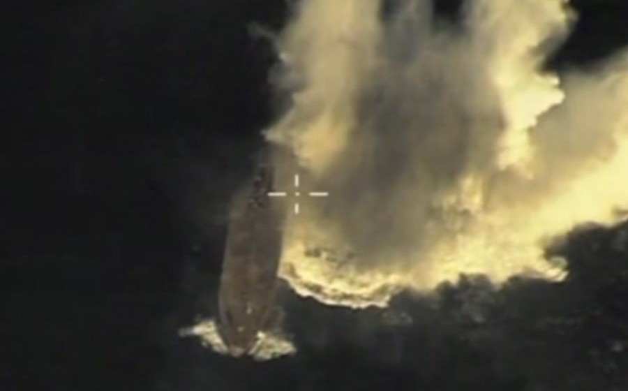 Công bố khoảnh khắc tên lửa diệt gọn mục tiêu, Nga lộ điểm bất thường