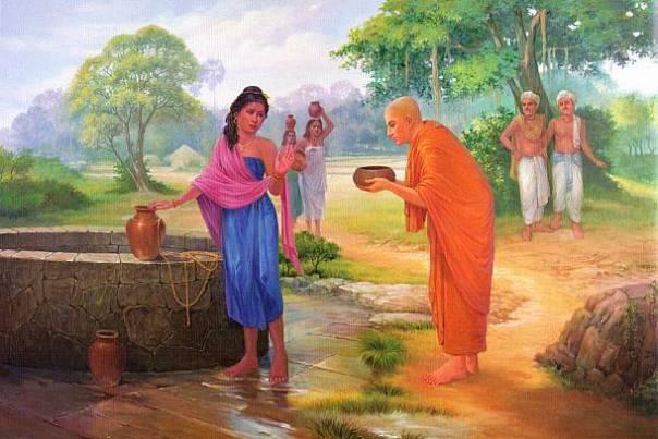 Phải lòng gái trẻ và đòi hoàn tục nhưng khi nghe kể 1 chuyện, vị hòa thượng lập tức đổi ý - Ảnh 3.