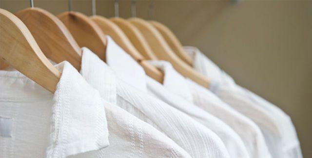 2 lưu ý không được phép quên để giữ đồ màu trắng luôn mới đẹp - Ảnh 1.