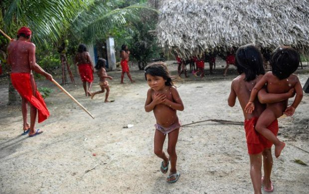 Cận cảnh cuộc sống trong rừng Amazon của các bộ lạc biệt lập với thế giới hiện đại - Ảnh 11.