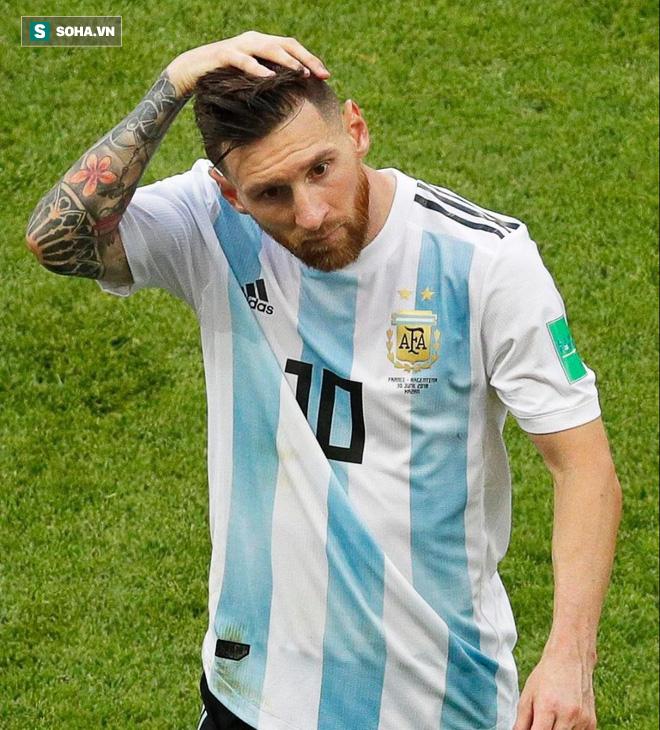 Hết nhảy sông, thêm fan Messi đóng cửa tự vẫn - Ảnh 1.