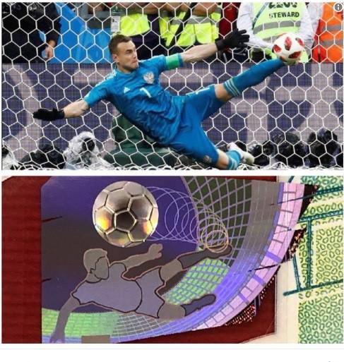 Chiến tích thần kì của Nga trước Tây Ban Nha là nhờ lời tiên tri từ trước World Cup? 3