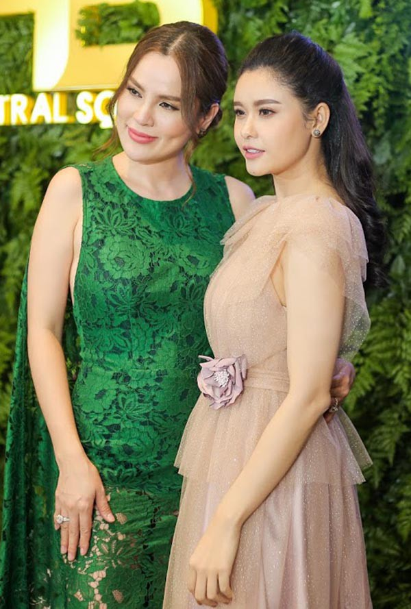 Hoa hậu Đặng Thu Thảo khoe sắc cùng dàn người đẹp  - Ảnh 8.