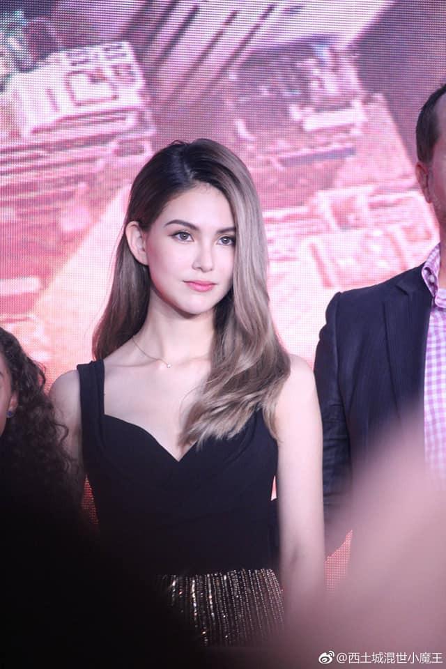 Bà xã Châu Kiệt Luân chứng minh sắc vóc đáng ghen tị dù đã một nách hai con - ảnh 3