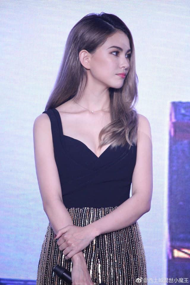Bà xã Châu Kiệt Luân chứng minh sắc vóc đáng ghen tị dù đã một nách hai con - ảnh 4
