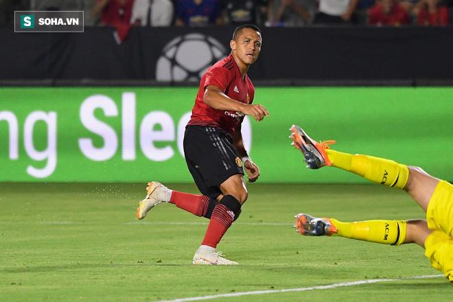 Alexis Sanchez: Thanh bảo kiếm trong tay Mourinho trước mùa giông bão - Ảnh 1.