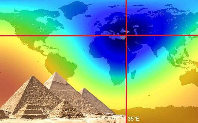 Nguồn năng lượng huyền bí trong kim tự tháp Giza tại Ai Cập có thể tạo đột phá mới - Ảnh 3.