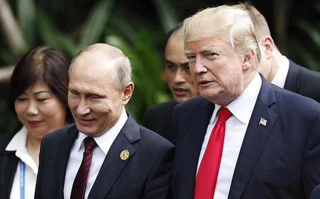 Chuyện Crimea: Mỹ gọi, Nga đáp lời và cái gật đầu ngầm cho kì thượng đỉnh lịch sử - Ảnh 2.