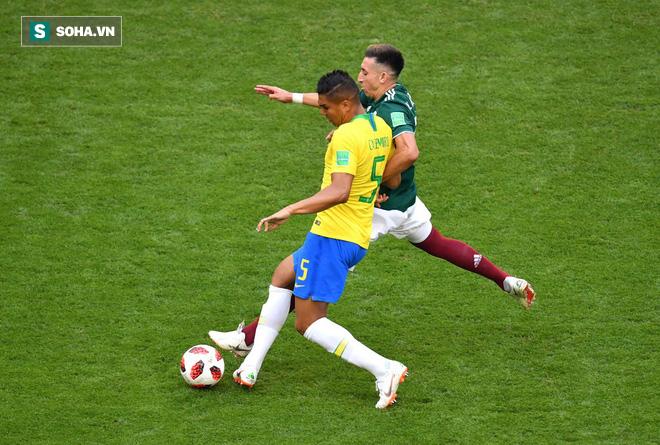 World Cup 2018: Có Neymar, Brazil vẫn sụp đổ vì thiếu kẻ không hiểu đá bóng? - Ảnh 1.