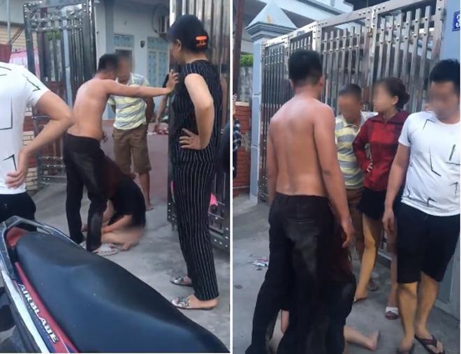 Mẹ chồng cùng con dâu đi đánh ghen, xé quần tình địch: Con trai tát nhầm vào mặt mẹ - Ảnh 1.