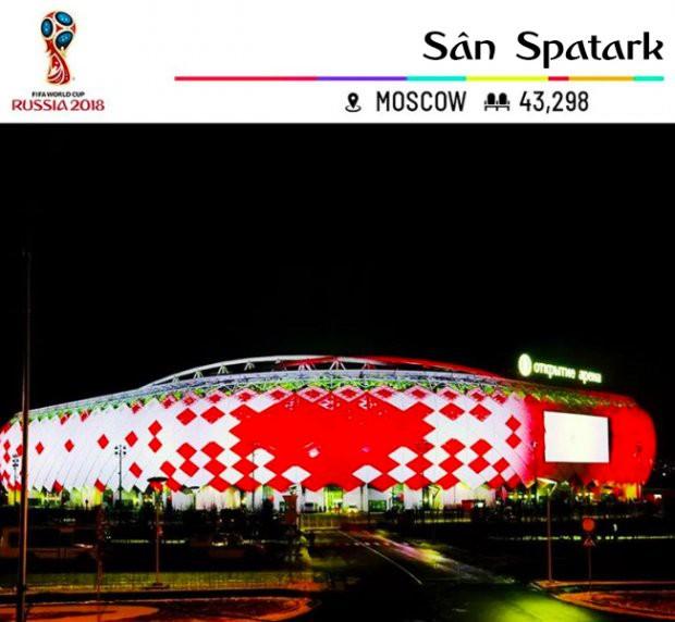 Bí quyết giúp Nga xây dựng được những sân vận động World Cup 2018 hoành tráng và mãn nhãn - Ảnh 2.