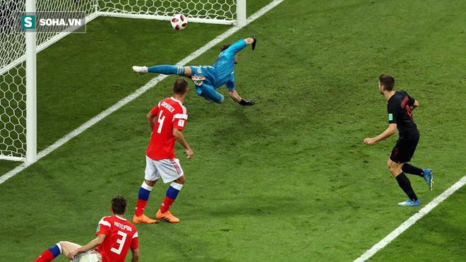 Ngẩng đầu rời World Cup trên chấm 11m, họ có thể dõng dạc Tôi, cầu thủ Nga - Ảnh 3.