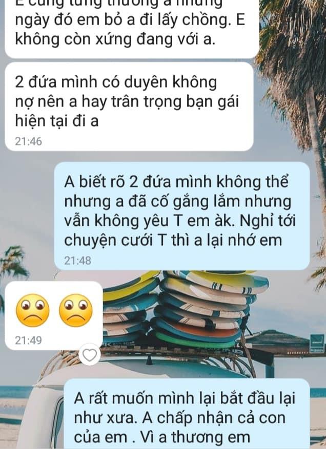 Vô tình đọc tin nhắn trong điện thoại bạn trai, cô gái chết lặng khi bị coi là người thay thế suốt 7 năm ròng - ảnh 6