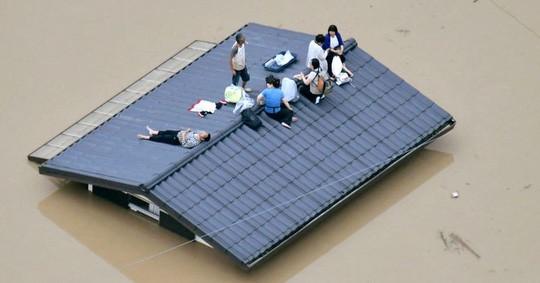 Mưa lũ Nhật Bản: Chuyện đau lòng từ ngôi trường chỉ có 6 học sinh - Ảnh 3.