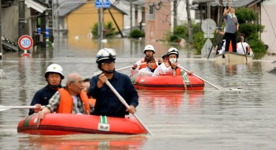 Mưa lũ Nhật Bản: Chuyện đau lòng từ ngôi trường chỉ có 6 học sinh - Ảnh 6.