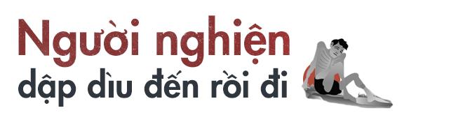 Lãnh địa của những con nghiện ở Sài Gòn: Vạch quần lộ vùng kín chích ma tuý công khai - Ảnh 5.