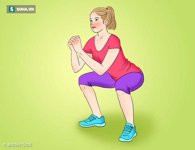 Cách squat để sở hữu vòng 3 căng mọng sau 30 ngày: Bạn chỉ cần áp dụng và xem kết quả! - Ảnh 2.