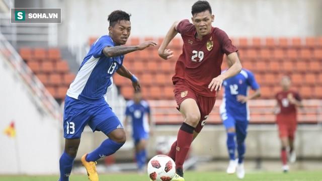 Vùi dập đối thủ của U23 Việt Nam, Thái Lan báo tin mừng cho thầy trò HLV Park Hang-seo - Ảnh 1.