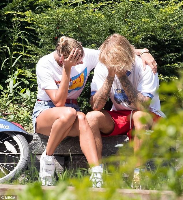 Justin Bieber lý giải nguyên nhân đằng sau loạt ảnh bỗng dưng muốn khóc gây xôn xao - Ảnh 1.