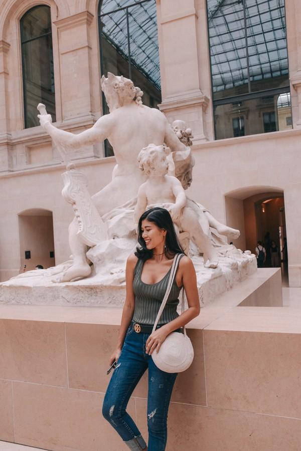 Lấy được chồng Việt kiều lớn tuổi, người mẫu gốc Cần Thơ có nhà triệu đô, du lịch châu Âu cả tháng - Ảnh 1.
