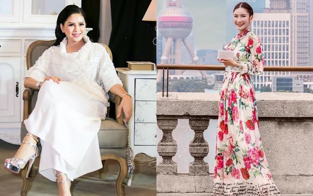 Cuộc sống nhung lụa nhất nhì châu Á của hai nàng tiếp viên hàng không bỏ bầu trời đi làm vợ đại gia - ảnh 1