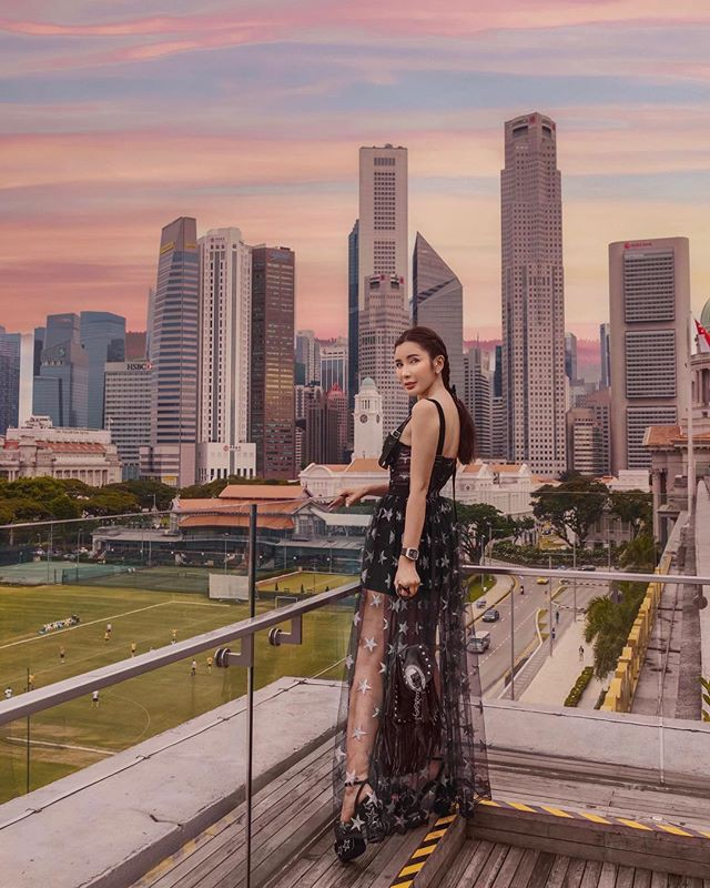 Cuộc sống nhung lụa nhất nhì châu Á của hai nàng tiếp viên hàng không bỏ bầu trời đi làm vợ đại gia - ảnh 21