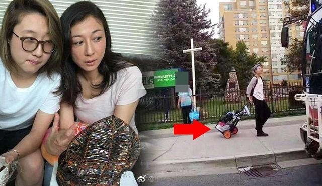 Thực hư việc con gái riêng của Thành Long nhặt rác kiếm sống tại Canada - Ảnh 5.
