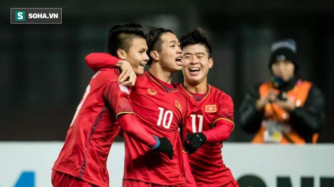 """Trong ngày lên đường dự Asiad, U23 Việt Nam nhận thông điệp """"kỳ cục"""" từ báo châu Á - Ảnh 1."""