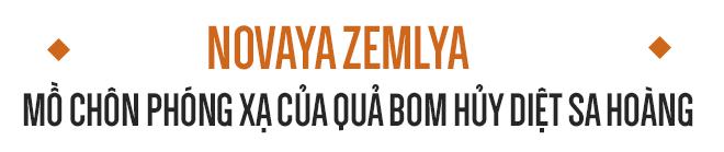 Tsar Bomba: Quả bom quái vật mạnh nhất trong lịch sử nhân loại được thử ở đâu? - Ảnh 3.
