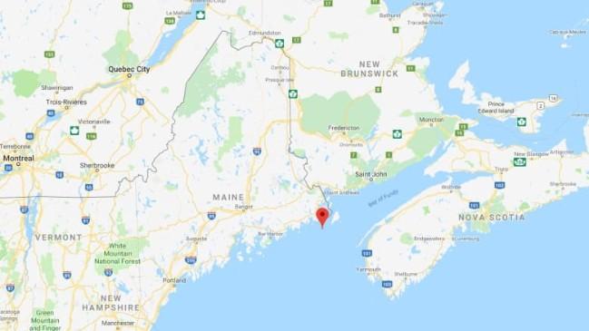 Tàu Mỹ chặn ngư dân Canada, 2 nước căng thẳng vì tranh chấp biển đảo - ảnh 1
