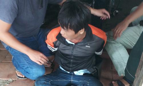 Lời khai của nghi phạm sát hại 3 người trong gia đình ở Tiền Giang - Ảnh 1.