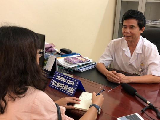 Vụ bác sĩ chạy bệnh án tâm thần: Nhiều hồ sơ bệnh án là bệnh nhân cai nghiện - Ảnh 2.