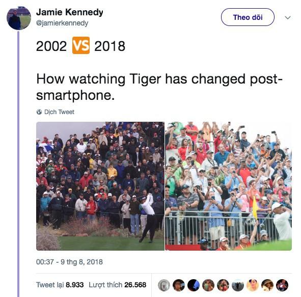 2 bức ảnh này sẽ cho bạn thấy thế giới đã thay đổi như thế nào từ khi có smartphone - Ảnh 1.