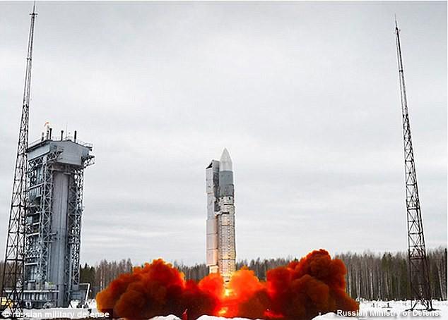 Quan chức ngoại giao Mỹ: Sát thủ vệ tinh Nga có thể đánh sập nền kinh tế toàn cầu - Ảnh 1.