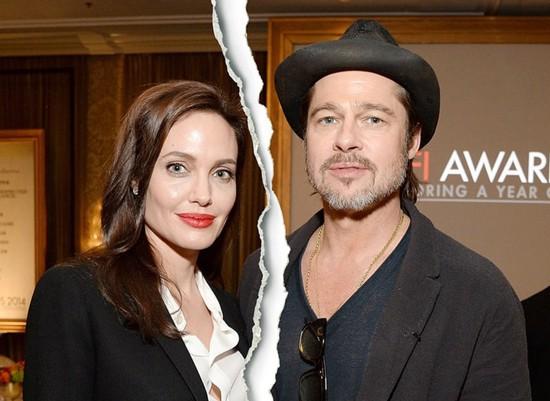 Câu trả lời nào cho thái độ cay cú của Angelina Jolie với Brad Pitt? - Ảnh 1.