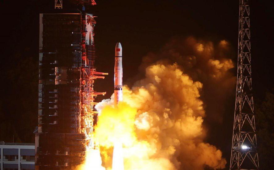 Trung Quốc giăng vệ tinh phủ kín Biển Đông: Theo dõi