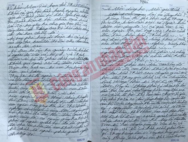 Nghi phạm bắn chết vợ chồng giám đốc ở Điện Biên tiết lộ lý do gây án trong thư tuyệt mệnh - Ảnh 1.