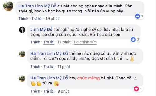 Bị nghệ sĩ gạo cội chê bai, các diva Mỹ Linh, Hà Trần, Hồng Nhung cùng lên tiếng  - Ảnh 4.