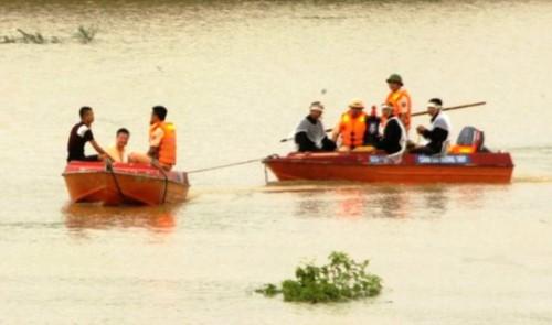 Hàng nghìn hộ dân thành phố Thanh Hóa ngập trong nước - Ảnh 7.