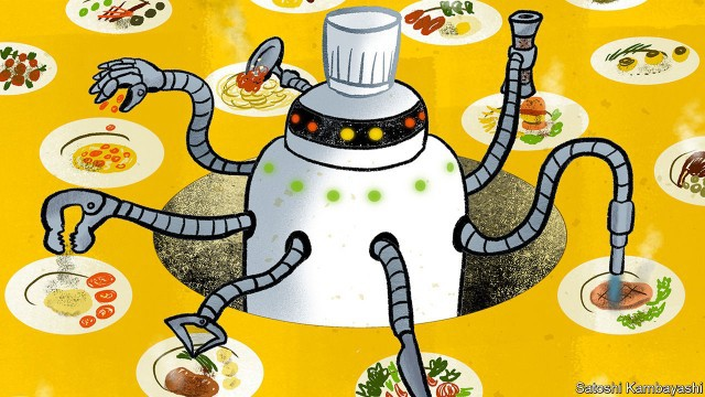Cuộc xâm lăng không mấy ngọt ngào của robot đầu bếp thời 4.0 - Ảnh 4.