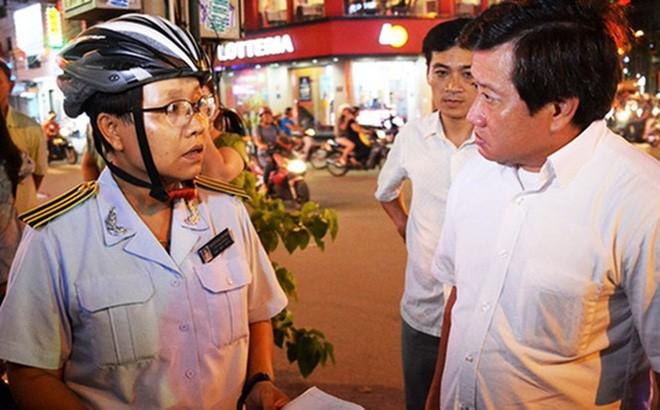 TP.HCM chưa có ý kiến chính thức về đơn xin rút đơn từ chức của ông Đoàn Ngọc Hải - Ảnh 2.