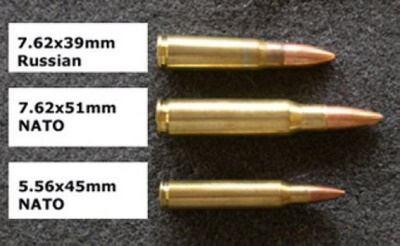 Nga giới thiệu súng trường tấn công Kalashnikov thế hệ mới dùng đạn chuẩn NATO - Ảnh 1.