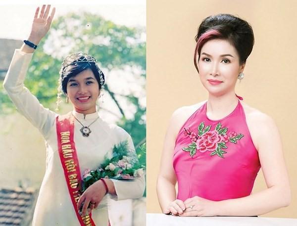 Nhan sắc ngày ấy - bây giờ của 14 Hoa hậu Việt Nam: Mỗi người một vẻ nhưng đều lên hương - Ảnh 1.