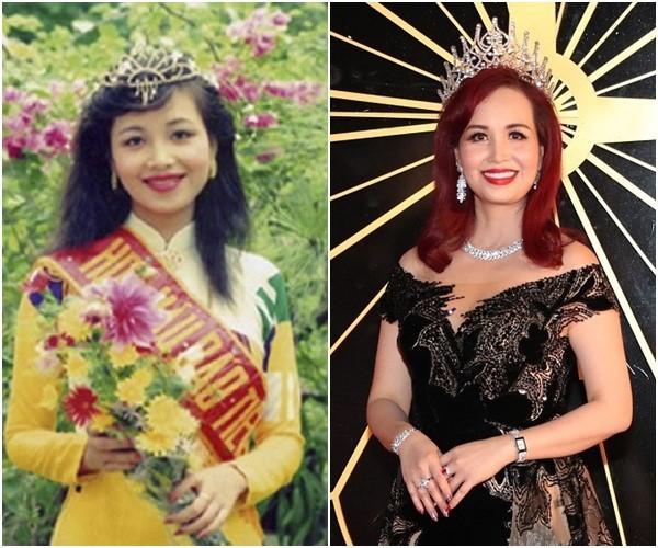Nhan sắc ngày ấy - bây giờ của 14 Hoa hậu Việt Nam: Mỗi người một vẻ nhưng đều lên hương - Ảnh 2.