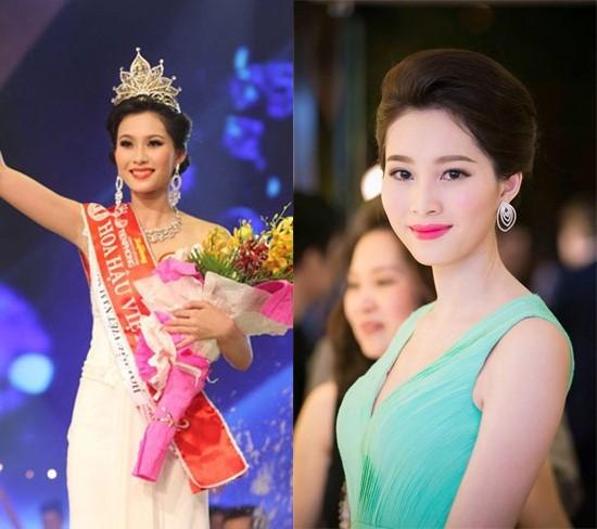 Nhan sắc ngày ấy - bây giờ của 14 Hoa hậu Việt Nam: Mỗi người một vẻ nhưng đều lên hương - Ảnh 12.