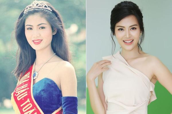 Nhan sắc ngày ấy - bây giờ của 14 Hoa hậu Việt Nam: Mỗi người một vẻ nhưng đều lên hương - Ảnh 4.