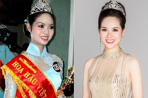 Nhan sắc ngày ấy - bây giờ của 14 Hoa hậu Việt Nam: Mỗi người một vẻ nhưng đều lên hương - Ảnh 7.