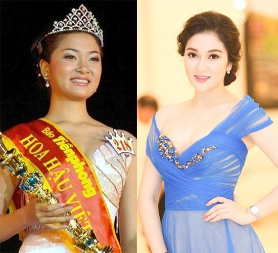 Nhan sắc ngày ấy - bây giờ của 14 Hoa hậu Việt Nam: Mỗi người một vẻ nhưng đều lên hương - Ảnh 8.